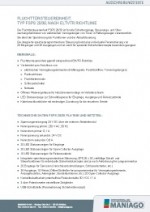 Fluchttürsteuereinheit, Typ FSPS 20/30, nach EltVTR Richtlinie